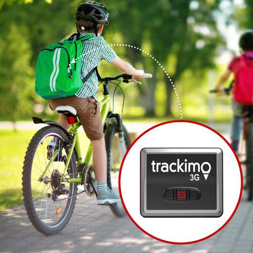 2 x Trackimo - Global 3G Tracking Devices Universal, GPS | SIM Card | Wi-Fi | Bluetooth.
