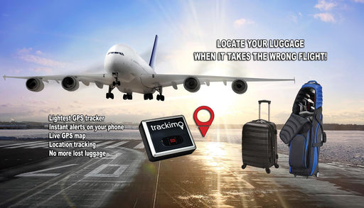 Trackimo x 2, TRKM002, Global Tracking Device, GPS+GSM. SOS, Speed, History. 12 Months FREE Global Services - Trackimo.com.au