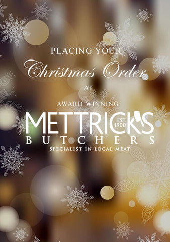 Christmas Ordering & Product Catalogue
