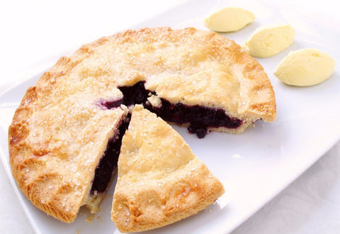Large Wimberry Pie