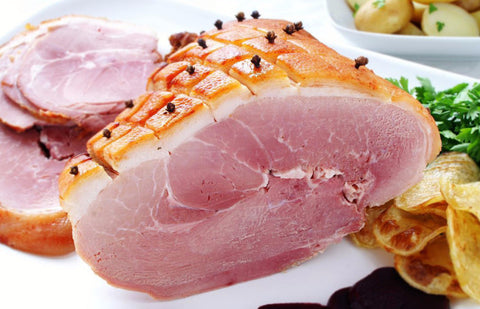 Free Range Honey Roast Ham Joint