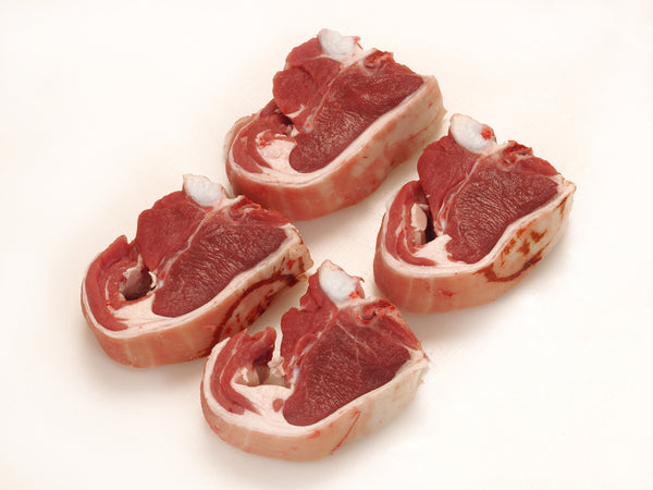 High Peak Lamb Loin Chops