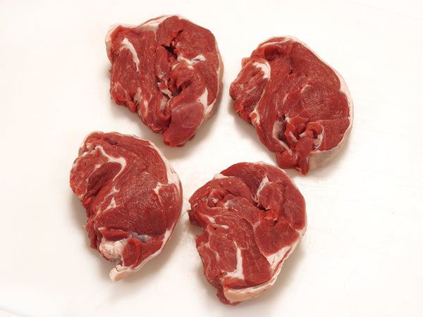 High Peak Lamb Shoulder Steaks