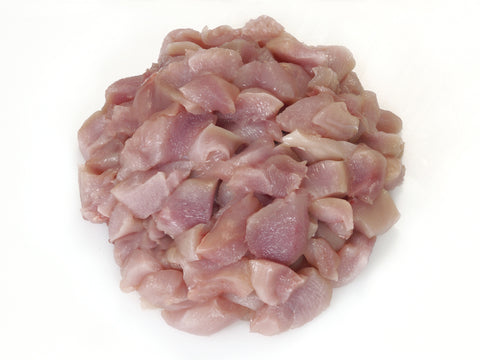 Cut Up Chicken Breast