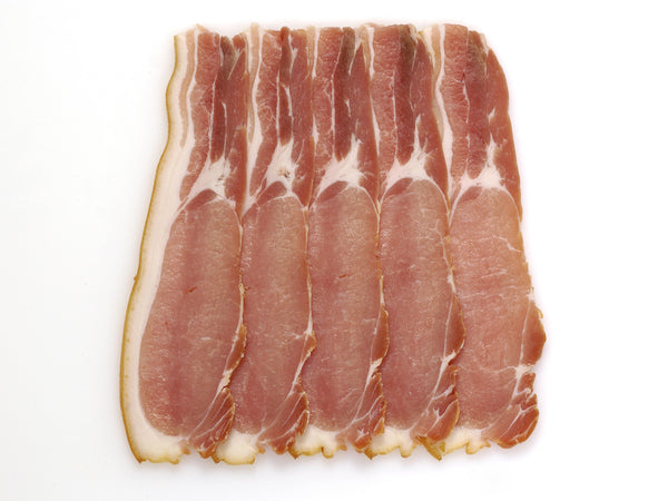Smoked Free Range Dry Cured Rindless Back Bacon