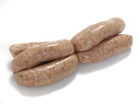 Pork & Cracked Black Pepper Sausage