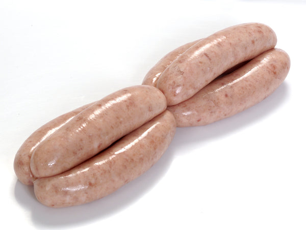 Pork & Caramelised Onion Sausage