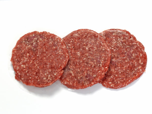 Beef Burger 10 Pack