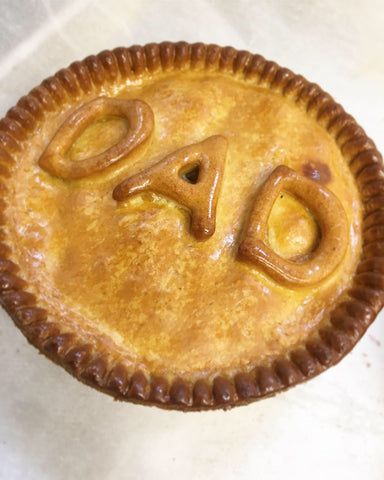 Father's Day Pork Pie - £1 DONATION TO PROSTATE CANCER RESEARCH