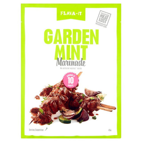 Garden Mint Flava It Marinade Seasoning
