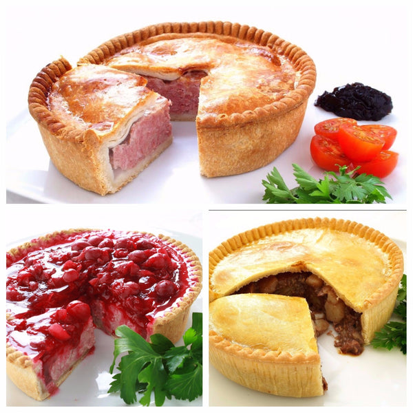 Homemade Pie Hamper