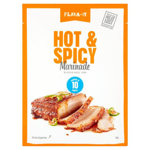 Hot & Spicy Flava it Marinade Seasoning