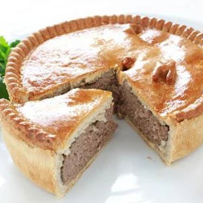 Family Sized Beef Pie