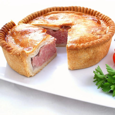 Family Sized Pork Pie