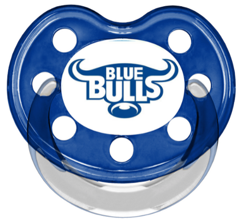 Official Blue Bulls Pacifier