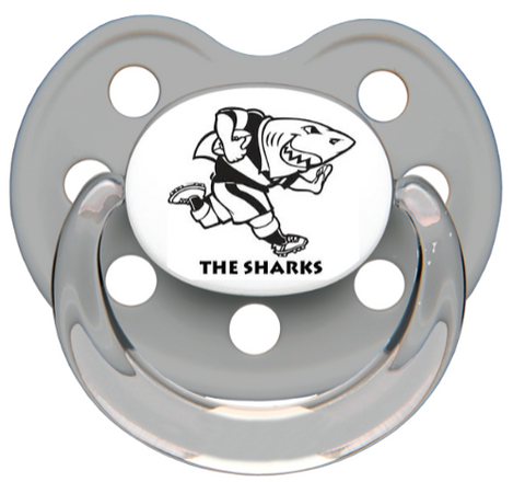 Official Sharks Pacifier