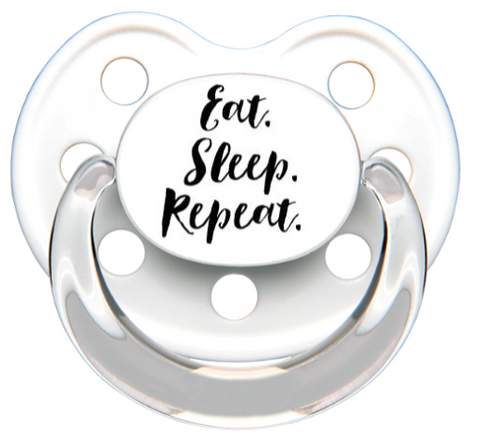 Eat. Sleep. Repeat