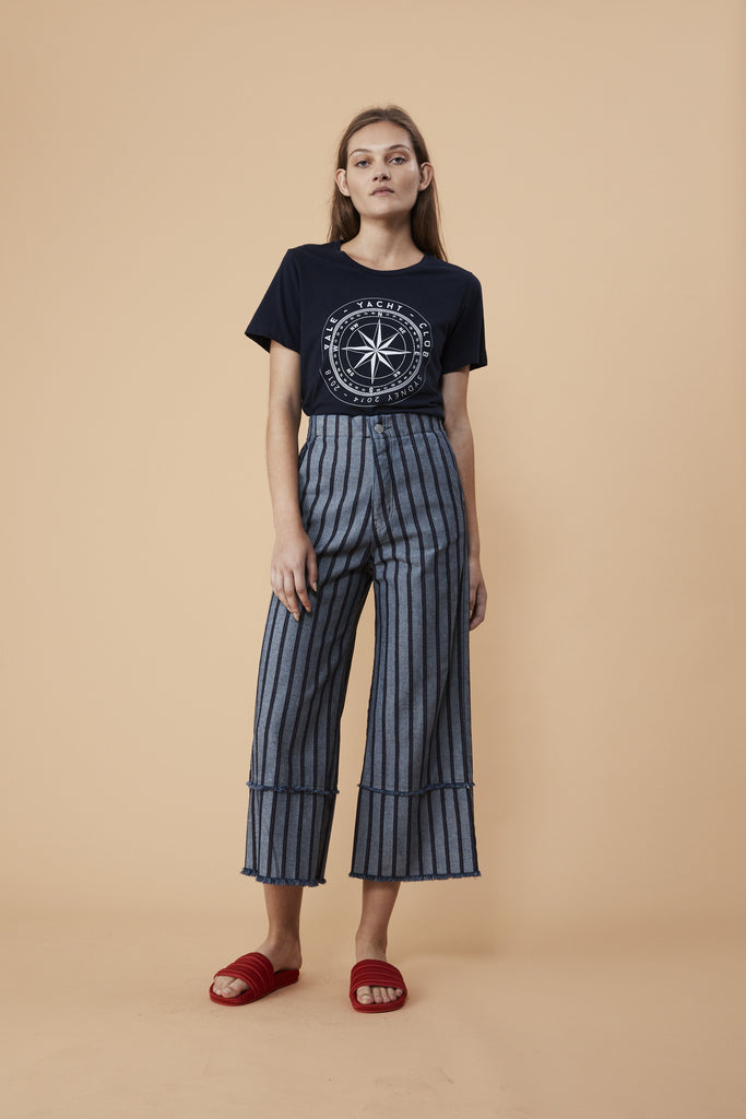 Cruise culottes - Blue Vale