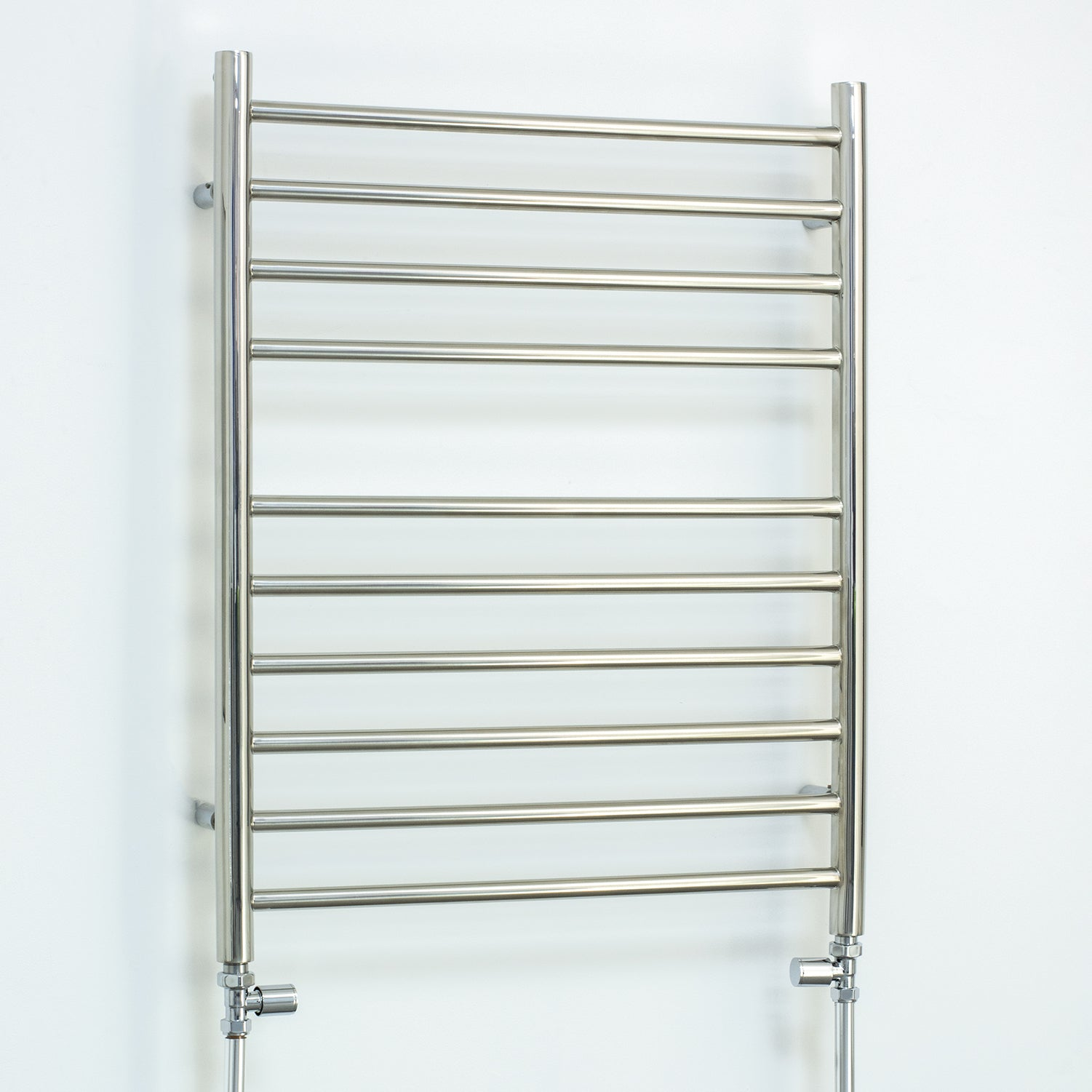 750 x 500 stainless steel towel rail radiator