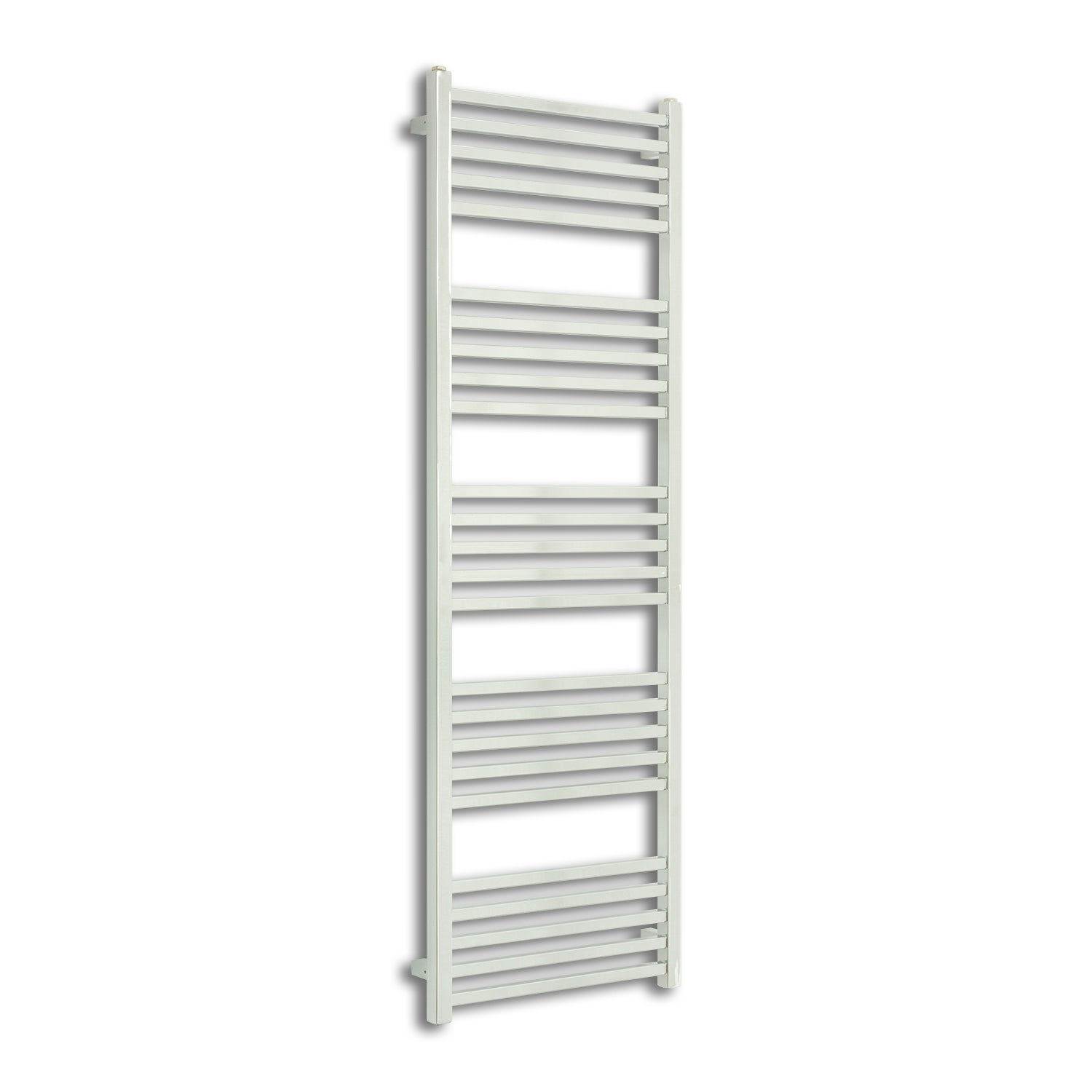 500mm Wide 1500mm High Chrome Towel Rail Radiator