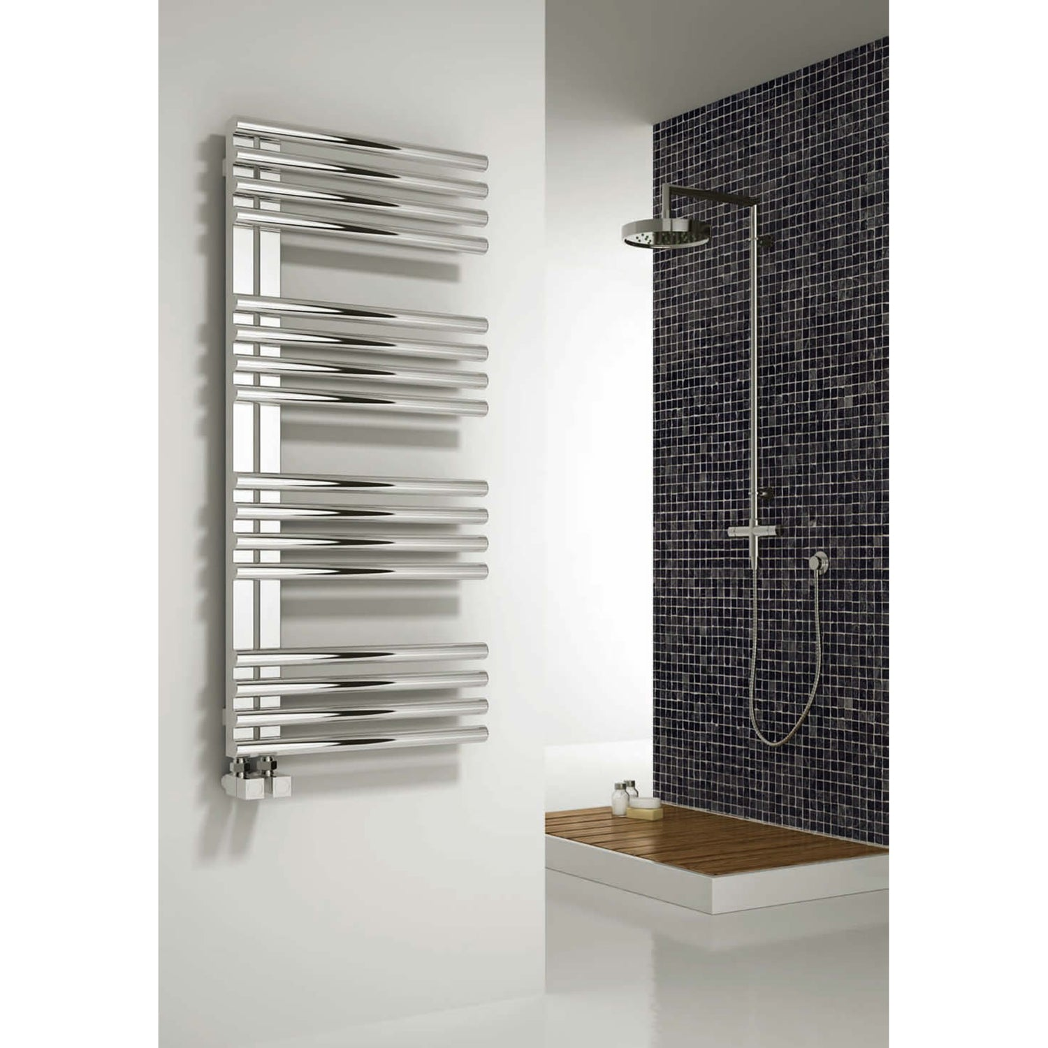 Reina Adora Stainless Steel Towel Radiator