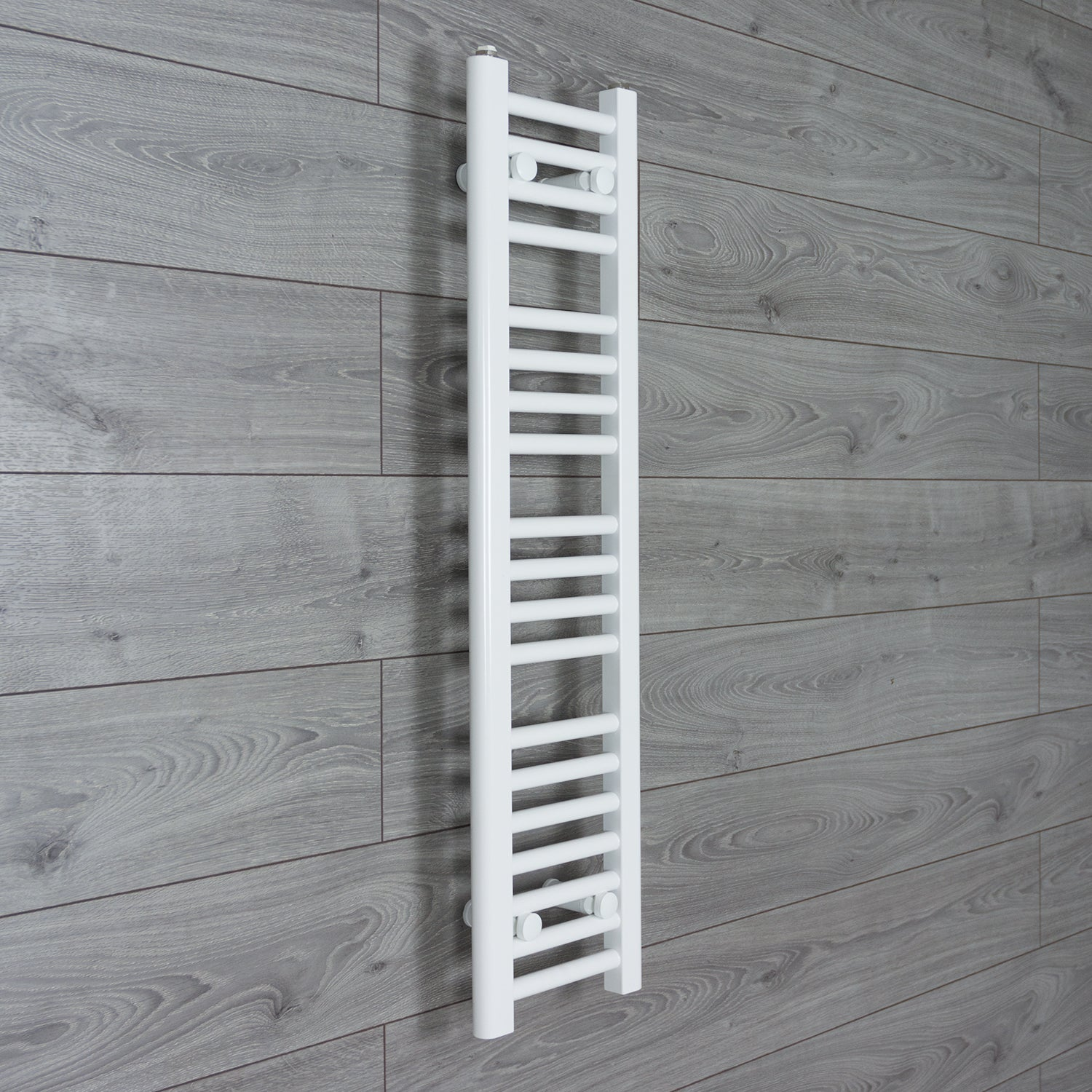 200mm Wide 1000mm High White Towel Rail Radiator
