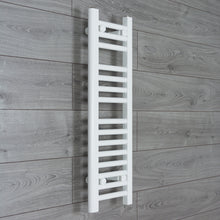 Load image into Gallery viewer, 250mm Wide 800mm High White Towel Rail Radiator