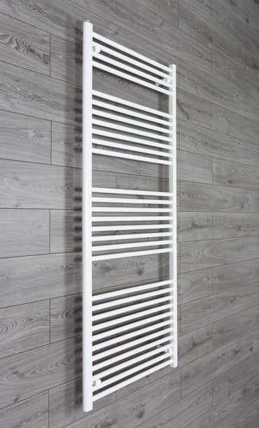 700mm Wide 1700mm High White Towel Rail Radiator