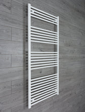 Load image into Gallery viewer, 750mm Wide 1600mm High White Towel Rail Radiator