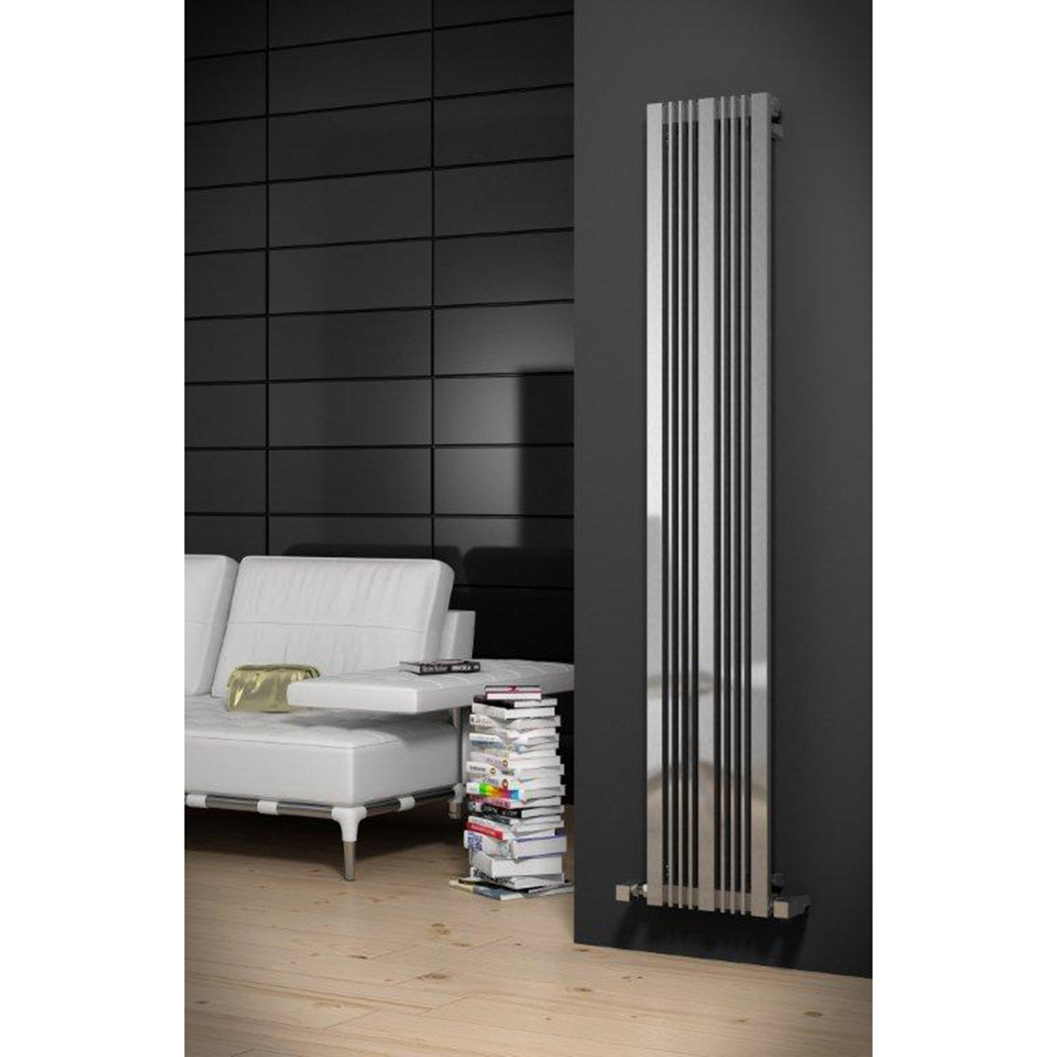 Reina Karia Vertical Stainless Steel Radiator