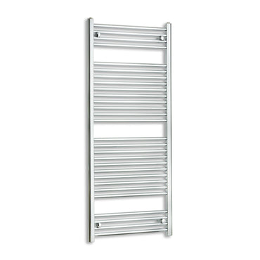 600mm Wide 1500mm High Chrome Towel Rail Radiator