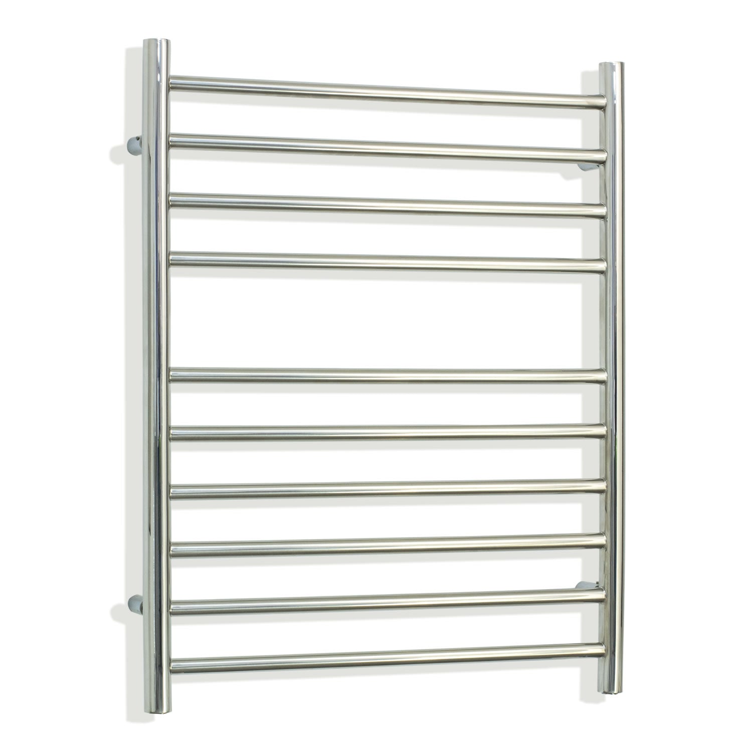 750 x 500 stainless steel towel rail radiator central heating