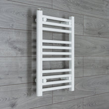 Load image into Gallery viewer, 450mm Wide 600mm High White Towel Rail Radiator