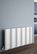 Load image into Gallery viewer, Reina Gio Horizontal Aluminium Radiator - Elegant Radiators