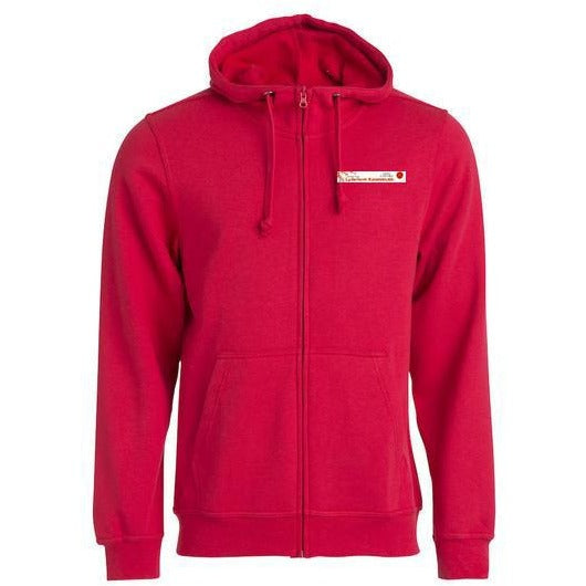 Basic Hoody full zip - Lyderhorn Karateklubb