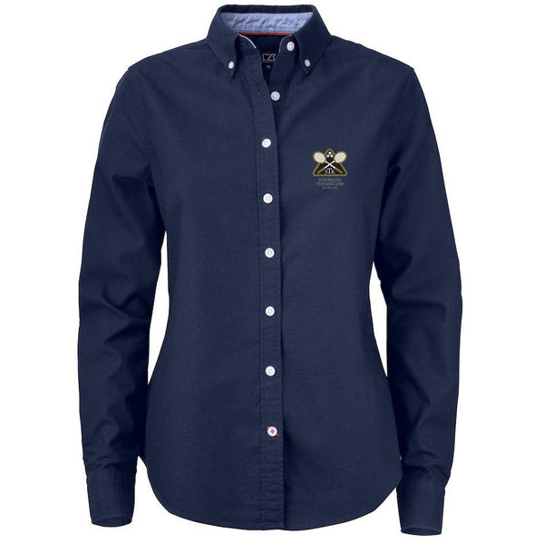 Belfair Oxford Shirt Dame - Stavanger Tennisklubb