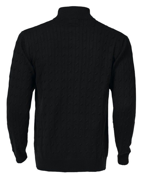 Blakely Knitted Full Zip