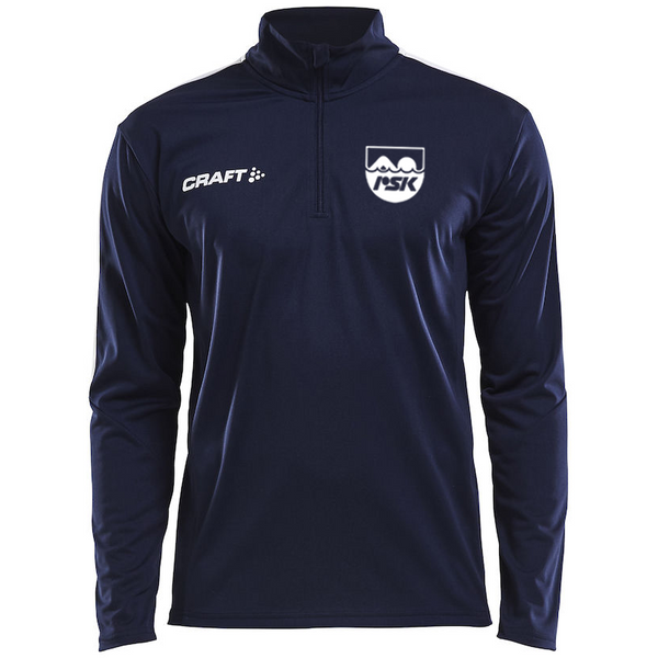 Craft Progress Halfzip Junior - Ringerike Svømmeklubb