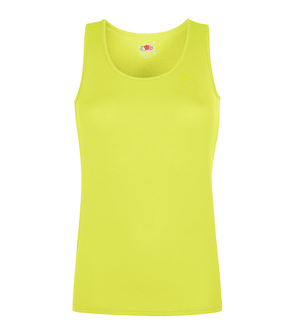 Lady-Fit Preformance Singlet