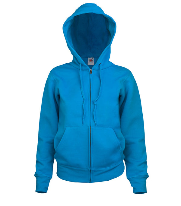 Lady-fit Hooded Jacket