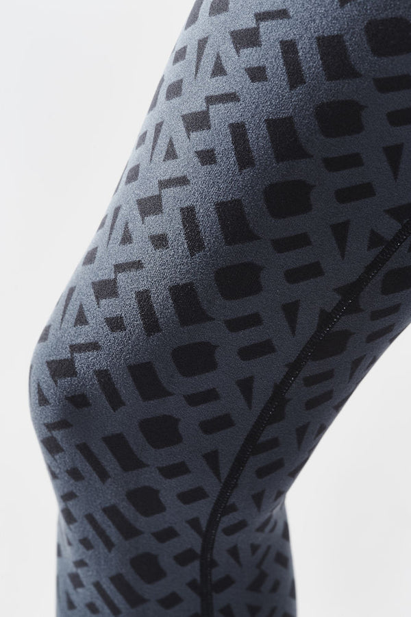 Habit Print Tights W