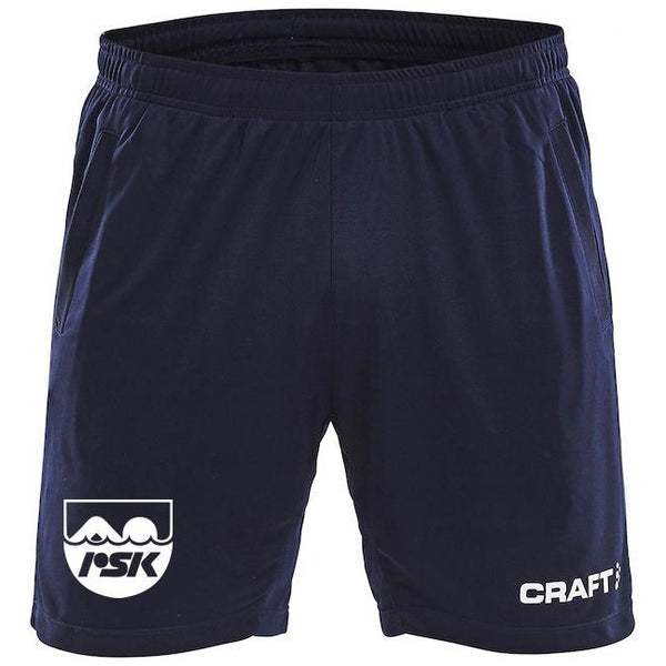 Craft Trenings Shorts Junior - Ringerike Svømmeklubb