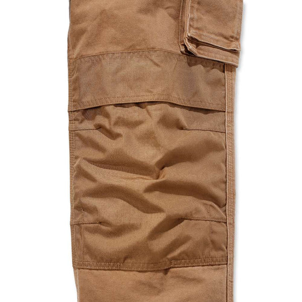 MULTI POCKET WASHED DUCK PANT