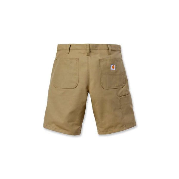 RUGGED PROFESSIONAL STRETCH CANVAS SHORT