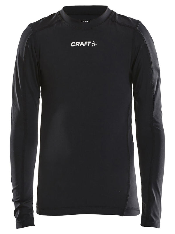 Pro Control Compression Long Sleeve Jr - Sandnes IBK