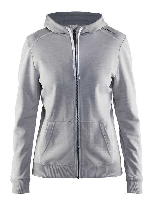 In-The-Zone Full Zip Hood W