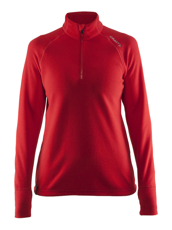 Half Zip Micro Fleece W