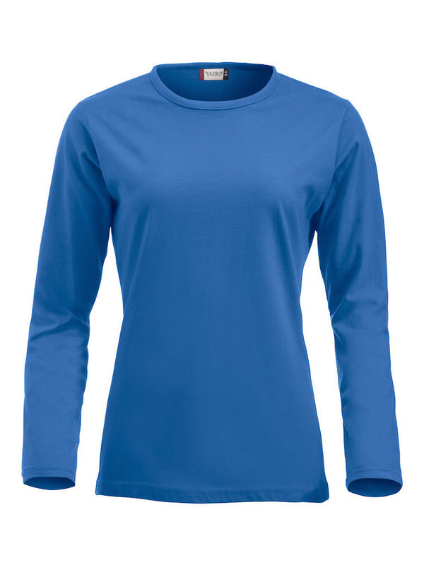 Ladies Fashion Tee L/S
