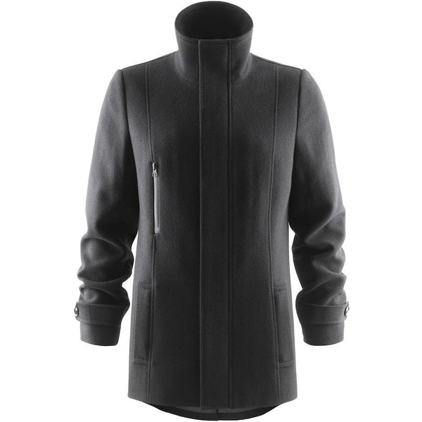 Hybrid Wool Coat Woman