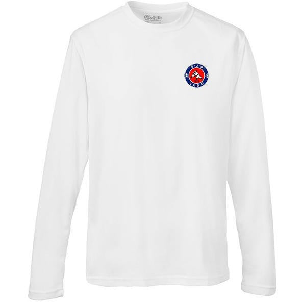 Long Sleeve Men`s Cool - Romerike Judoklubb